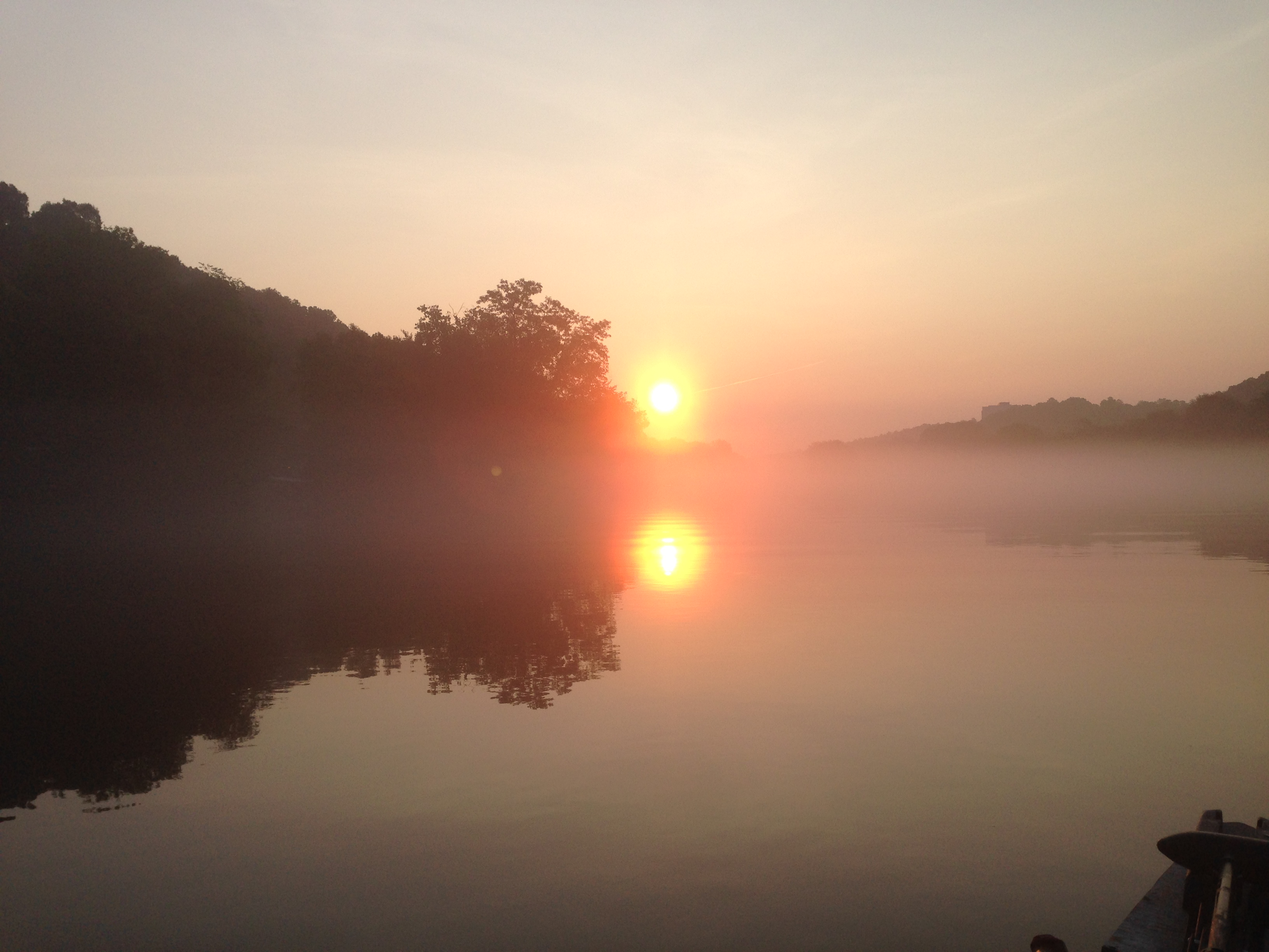 sunriseonthehooch
