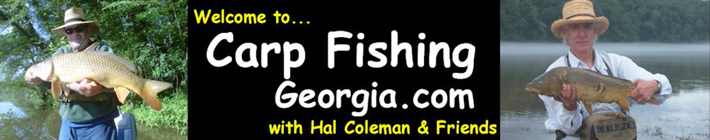 Carp Fishing Georgia